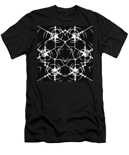 Minimal Life Vortex Men's T-Shirt (Athletic Fit)
