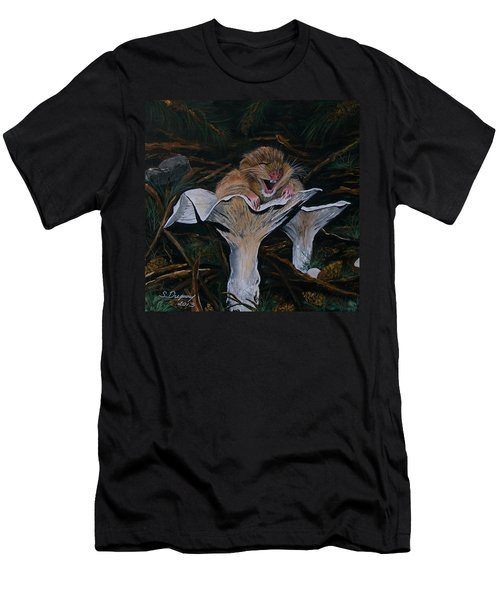Mischievous Molly Men's T-Shirt (Athletic Fit)
