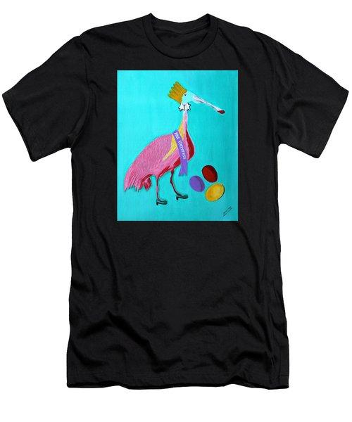 Miss Universe Men's T-Shirt (Athletic Fit)