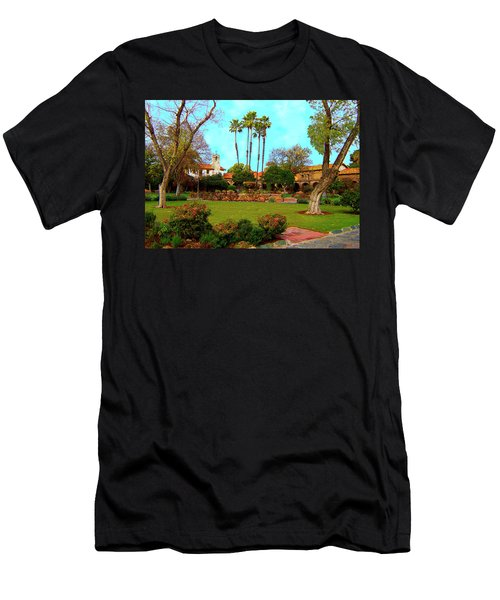 Mission San Juan Capistrano No 11 Men's T-Shirt (Athletic Fit)