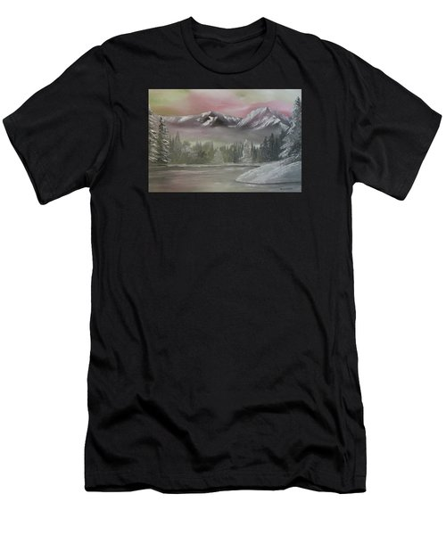 Misty Winter Men's T-Shirt (Athletic Fit)