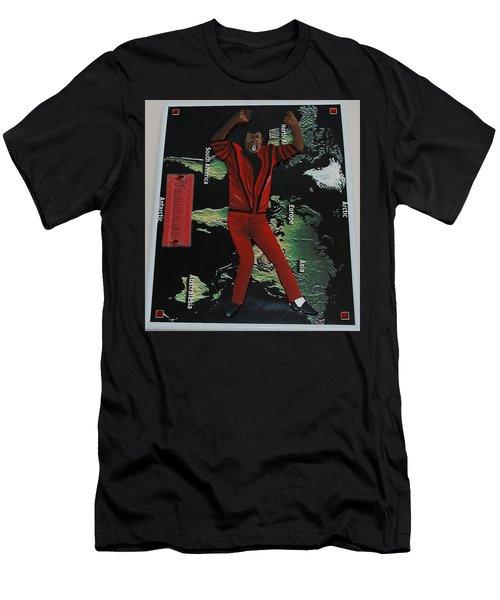 Mj Thriller Men's T-Shirt (Athletic Fit)