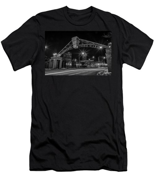 Mke Third Ward Men's T-Shirt (Athletic Fit)