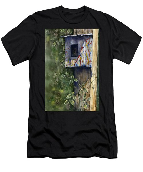 Modern Feathered Friends Men's T-Shirt (Athletic Fit)