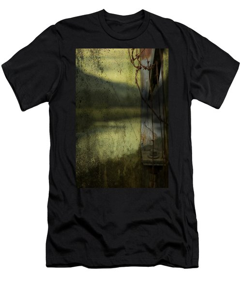 Men's T-Shirt (Athletic Fit) featuring the photograph Modern Landscape by Belinda Greb