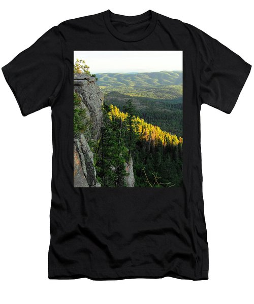 Mogollon Rim Men's T-Shirt (Athletic Fit)
