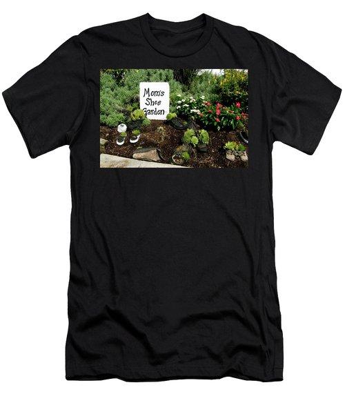 Moms Shoe Garden Men's T-Shirt (Athletic Fit)
