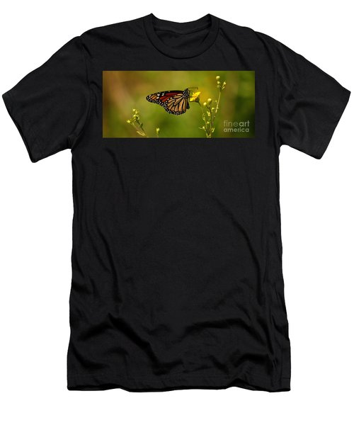 Monarch Moment Men's T-Shirt (Athletic Fit)