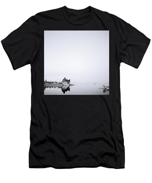 Still Waters Run Deep Men's T-Shirt (Slim Fit) by Shaun Higson