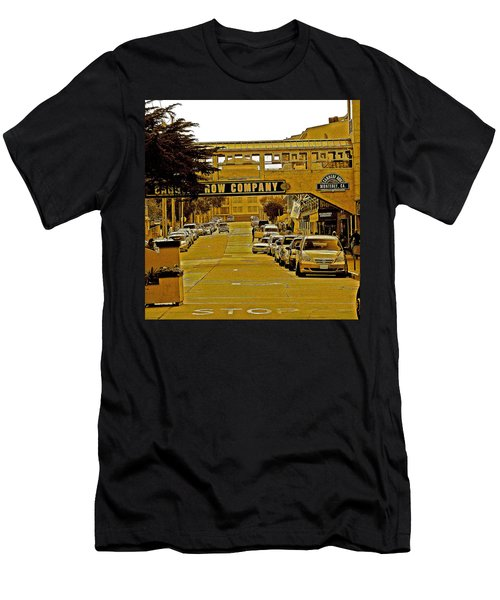 Monterey Cannery Row Company Men's T-Shirt (Athletic Fit)