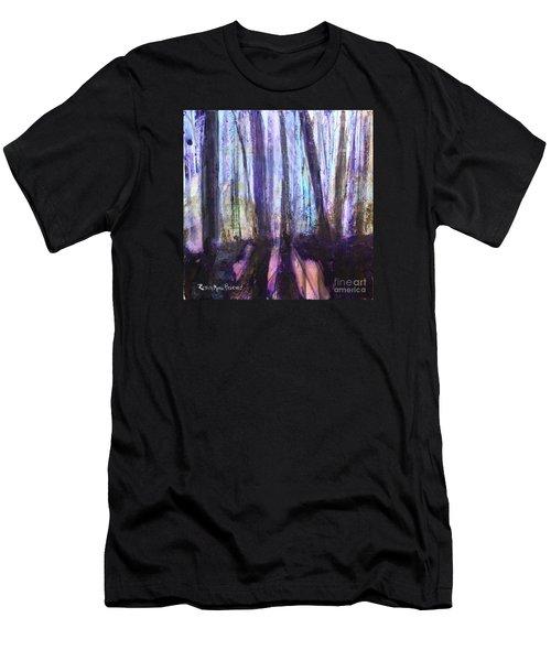 Moody Woods Men's T-Shirt (Slim Fit) by Robin Maria Pedrero
