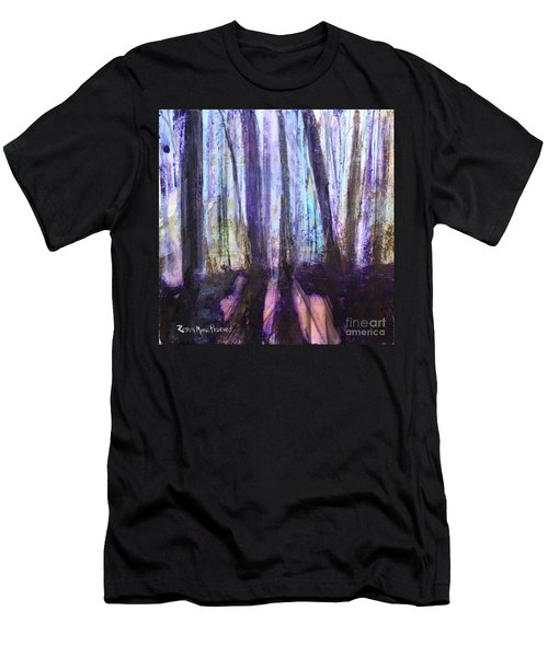 Moody Woods Men's T-Shirt (Athletic Fit)