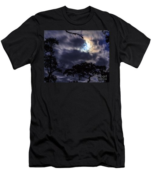 Moon Break Men's T-Shirt (Athletic Fit)