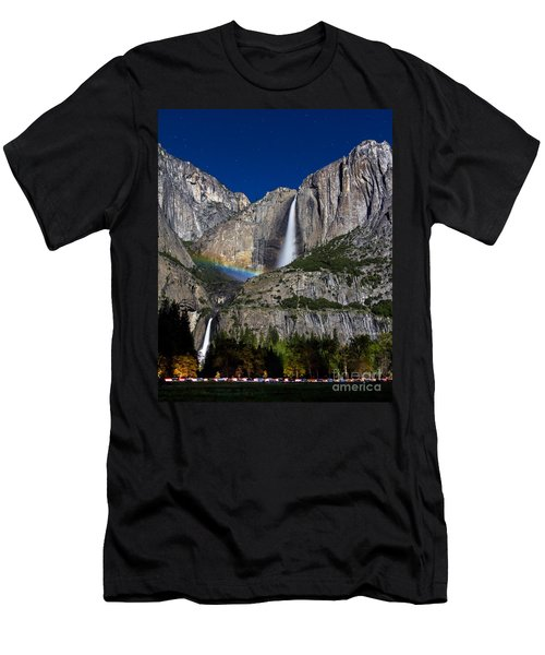 Moonbow Men's T-Shirt (Athletic Fit)