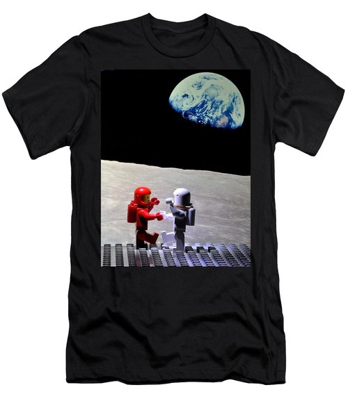Moondance Men's T-Shirt (Athletic Fit)