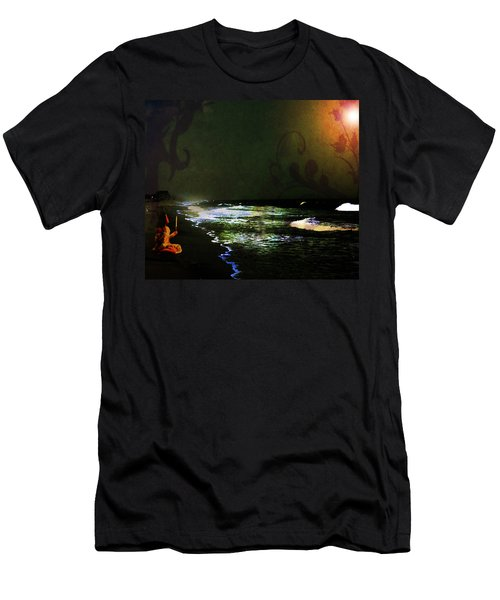 Hope In The Darkness Men's T-Shirt (Athletic Fit)