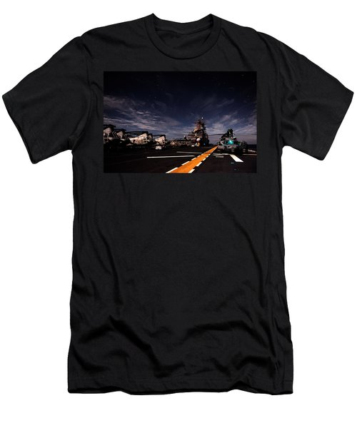Moonlight Over The Essex Men's T-Shirt (Athletic Fit)
