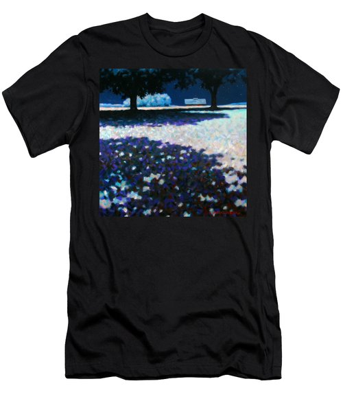 Moonlit Acres Men's T-Shirt (Athletic Fit)