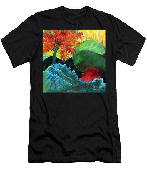 Moonstorm Men's T-Shirt (Athletic Fit)