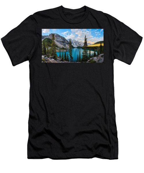 Moraine Men's T-Shirt (Athletic Fit)