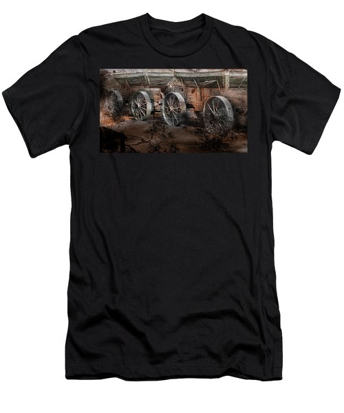 More Wagons East Men's T-Shirt (Athletic Fit)