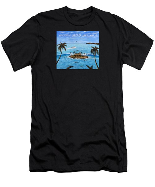 Morning Breeze Cruise Men's T-Shirt (Athletic Fit)