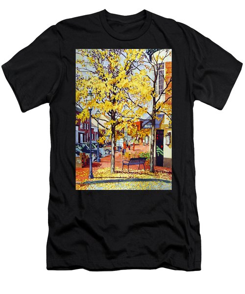 Morning Delivery Men's T-Shirt (Athletic Fit)