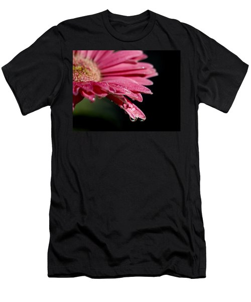 Men's T-Shirt (Slim Fit) featuring the photograph Morning Dew by Joe Schofield