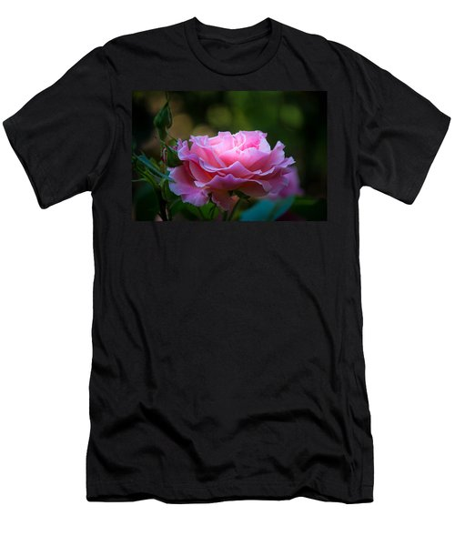Men's T-Shirt (Slim Fit) featuring the photograph Morning Light by Patricia Babbitt