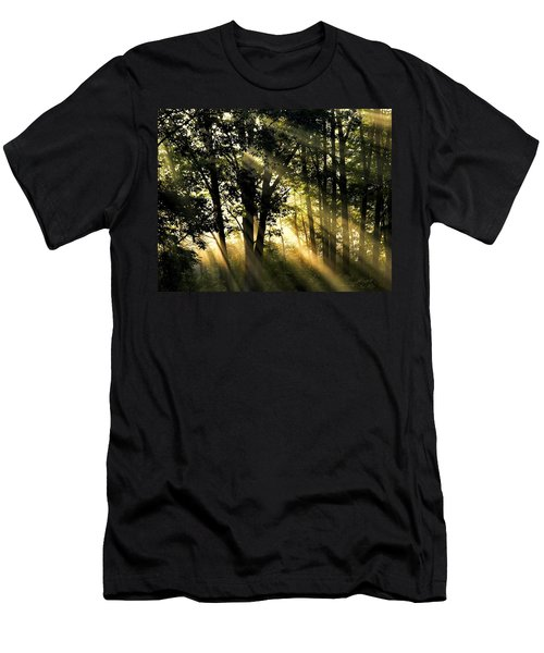 Morning Warmth Men's T-Shirt (Athletic Fit)
