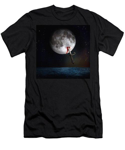 Morte Di Un Sogno - Dying Dream Men's T-Shirt (Athletic Fit)