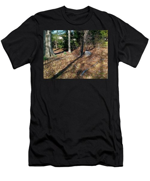Men's T-Shirt (Slim Fit) featuring the photograph Mother Nature by Amazing Photographs AKA Christian Wilson