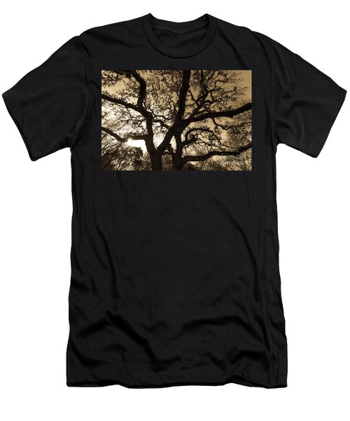 Men's T-Shirt (Athletic Fit) featuring the photograph Mother Nature's Design by John Wadleigh