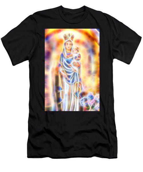 Mother Of Light Men's T-Shirt (Athletic Fit)