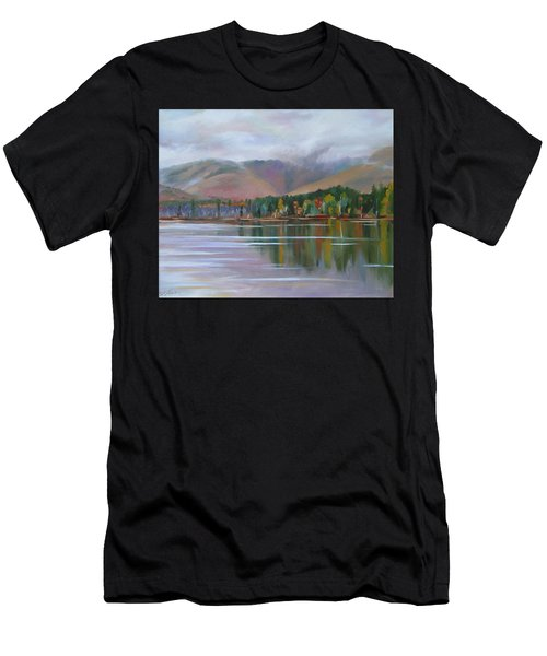 Mount Chocorua And Chocorua Lake New Hampshire Men's T-Shirt (Athletic Fit)