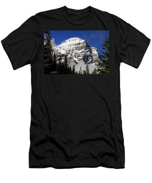 Mount Stephen Men's T-Shirt (Athletic Fit)