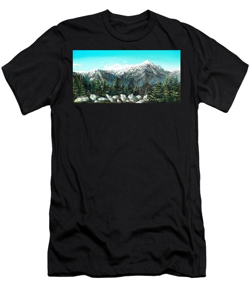 Mount Washington Men's T-Shirt (Athletic Fit)