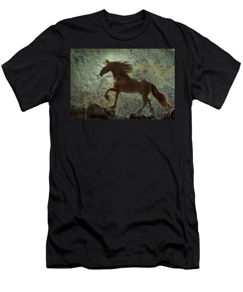 Mountain Majesty Men's T-Shirt (Athletic Fit)