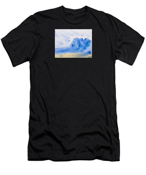 Mountains Tasmania Men's T-Shirt (Athletic Fit)
