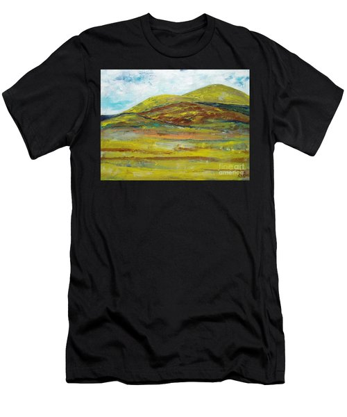 Mountains  Men's T-Shirt (Athletic Fit)