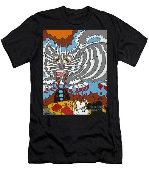 Mouse Dream Men's T-Shirt (Athletic Fit)