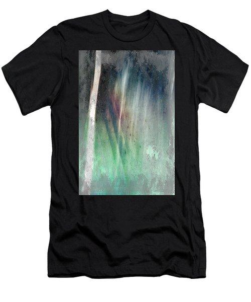 Moving Colors Men's T-Shirt (Athletic Fit)