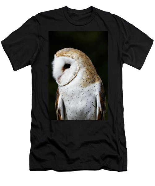 Mr Owl  Men's T-Shirt (Athletic Fit)