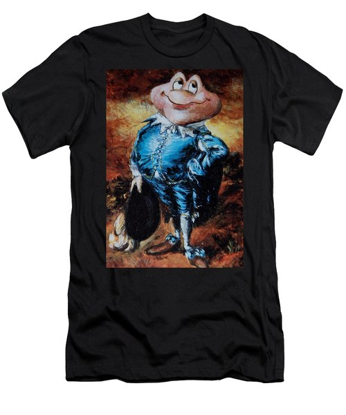 Mr Toad Men's T-Shirt (Athletic Fit)