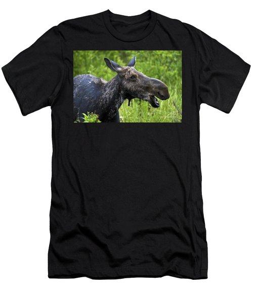 Mrs Moose.. Men's T-Shirt (Athletic Fit)