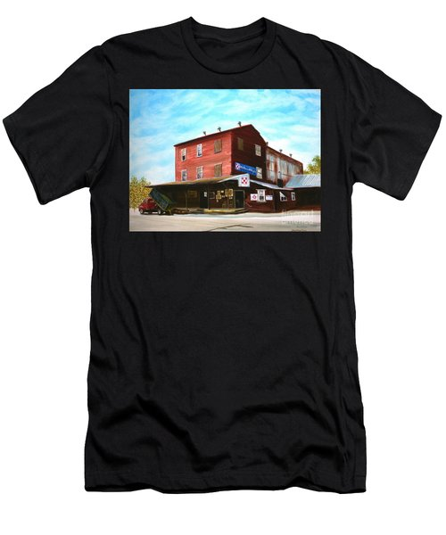 Mt. Pleasant Milling Company Men's T-Shirt (Athletic Fit)