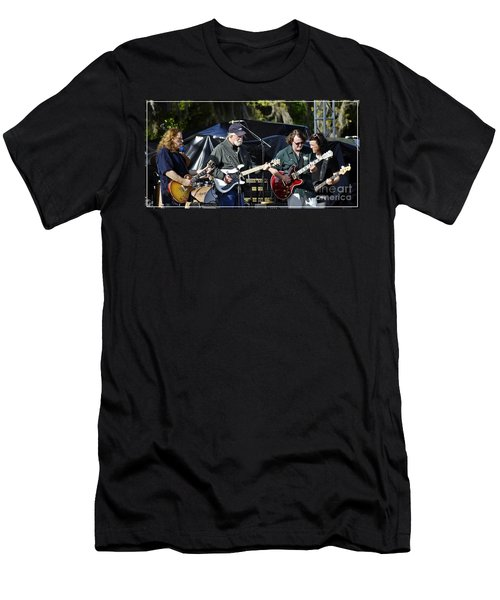 Mule And Widespread Panic - Wanee 2013 1 Men's T-Shirt (Athletic Fit)