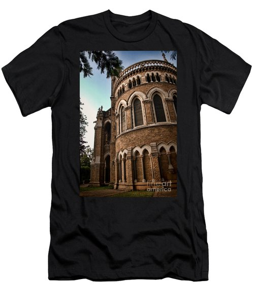 Mumbai University Men's T-Shirt (Athletic Fit)