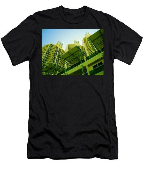 Murano Grande, Miami II Men's T-Shirt (Athletic Fit)