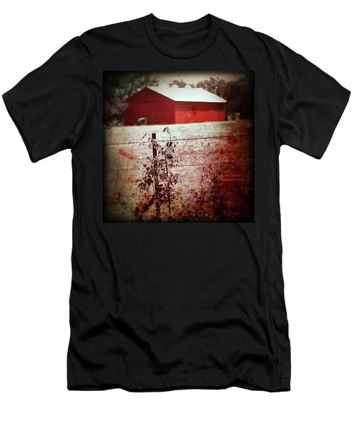 Murder In The Red Barn Men's T-Shirt (Athletic Fit)